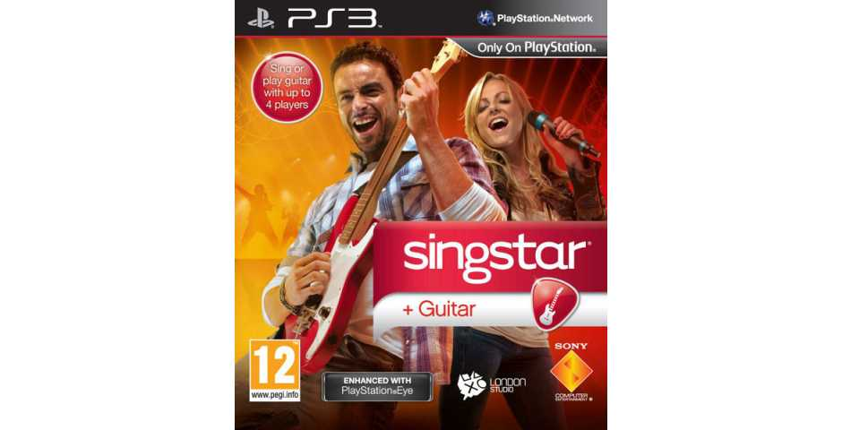 SingStar Guitar [PS3]