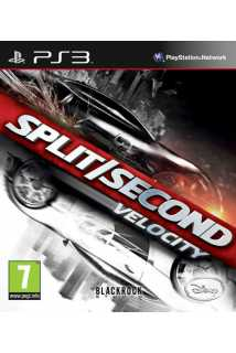 Split Second Velocity [PS3]