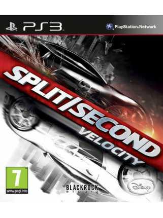 Split Second Velocity [PS3]