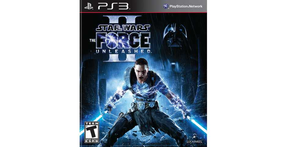Star Wars: The Force Unleashed 2 [PS3]