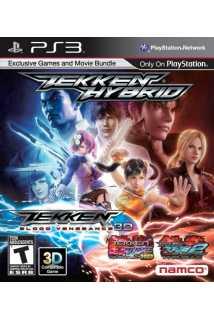 Tekken: Hybrid [PS3]
