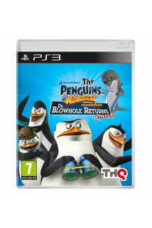 The Penguins of Madagascar: Dr. Blowhole Returns Again! [PS3]