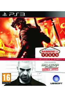 Tom Clancy's Rainbow Six Vegas + Splinter Cell Double Agent [PS3]