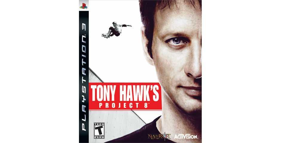 Tony Hawk's Project 8 [PS3]