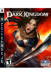 Untold Legends Dark Kingdom [PS3]
