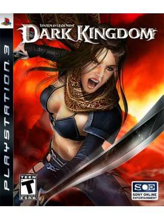 Untold Legends Dark Kingdom [PS3]