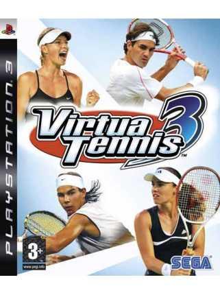 Virtua Tennis 3 [PS3]