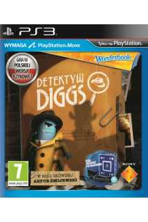 Wonderbook: Detektyw Diggs [PS3]