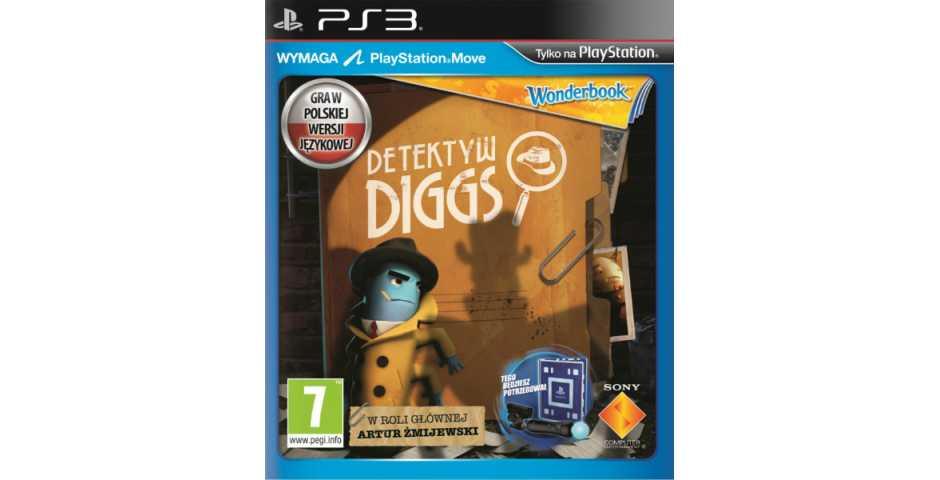 Wonderbook: Detektyw Diggs [PS3]