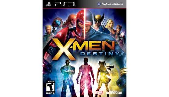 X-Men Destiny [PS3]