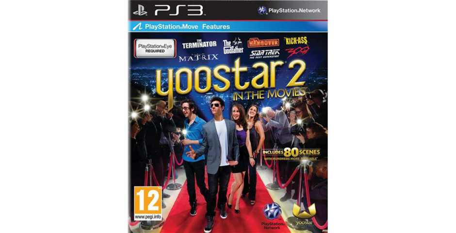 Yoostar 2: In The Movies [PS3]