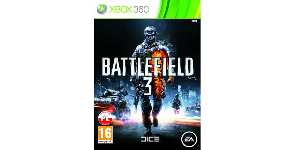 Battlefiled 3 [XBOX 360]