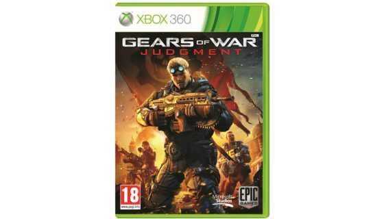 Gears of War Judgment [XBOX 360]