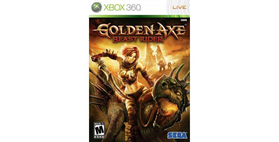 Golden Axe: Beast Rider [XBOX 360]