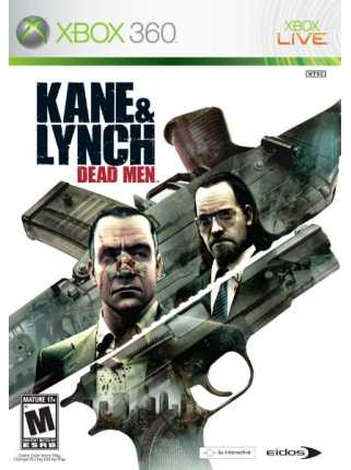 Kane & Lynch: Dead Men [XBOX 360]