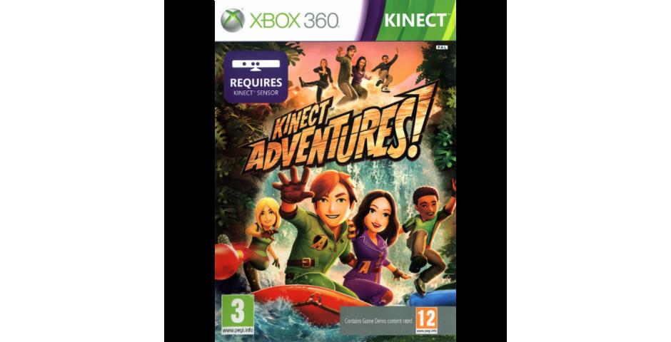 Kinect Adventures [Xbox 360]