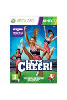 Let's Cheer! [XBOX 360]