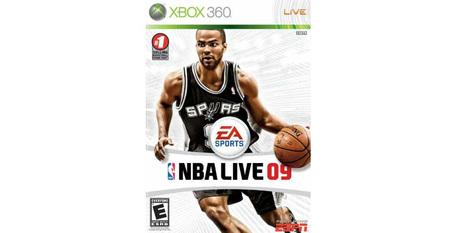 NBA Live 09 [XBOX 360]