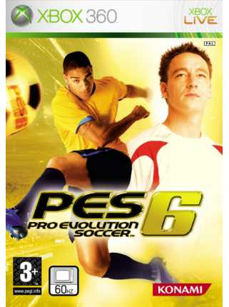 Pro Evolution Soccer 6 [XBOX 360]