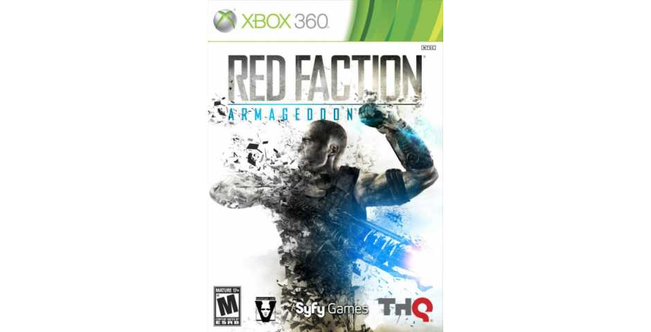 Red Faction: Armageddon [XBOX 360]