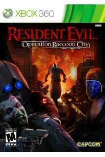 Resident Evil Operation Raccoon City [XBOX 360]
