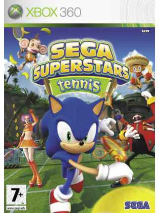 Sega Superstars: Tennis [XBOX 360]