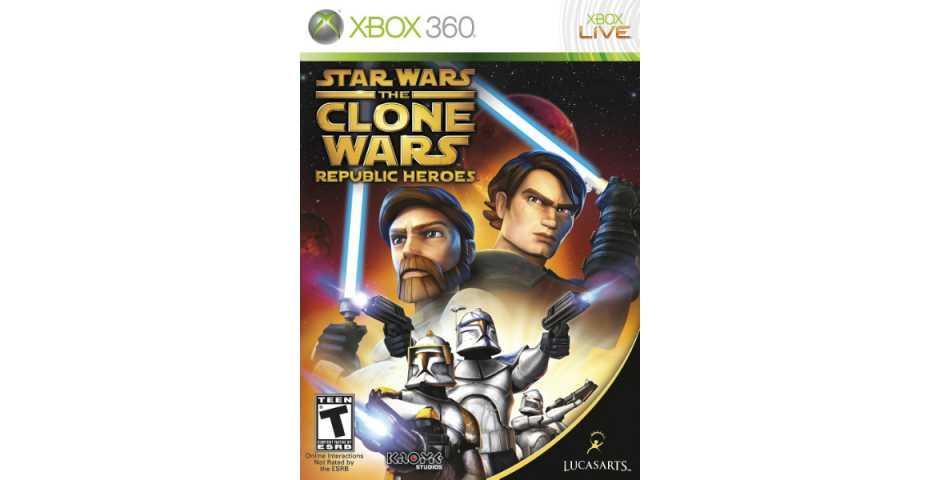 Star Wars The Clone Wars: Republic Heroes [XBOX 360]
