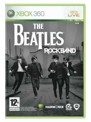 The Beatles Rockband [XBOX 360]