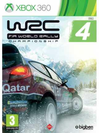 WRC 4 [XBOX 360]