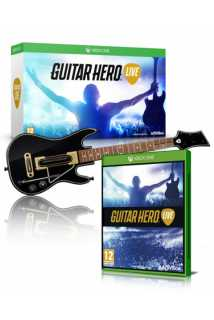 Guitar Hero Live Bundle (Гитара + Игра) [Xbox One]