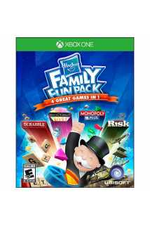 Hasbro Family Fun Pack [Xbox One]