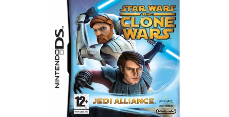 Star Wars: The Clone Wars – Jedi Alliance [DS]