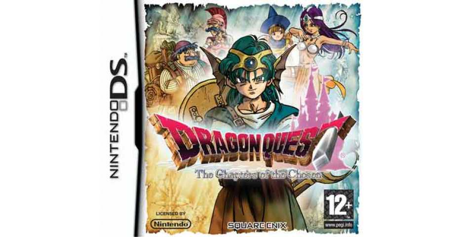 Dragon Quest IV: The Chapters of the Chosen [DS]