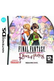 Final Fantasy Crystal Chronicles: Ring of Fates [DS]