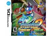 MegaMan 2 Starforce: Zerker x Saurian [DS]