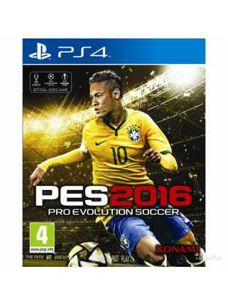 PES 2016 ( Pro Evolution Soccer 2016 ) [PS4, русская версия]