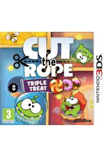 Cut the Rope [3DS]