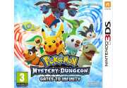Pokemon Mystery Dungeon Gates to Infinity [3DS]