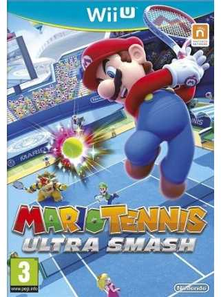 Mario Tennis Ultra Smash [WiiU]