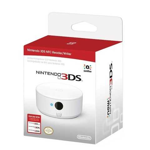 3DS NFC Reader / Writer 3DS [3DS]