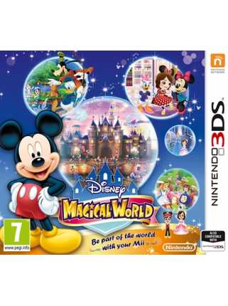 Disney Magical World [3DS]