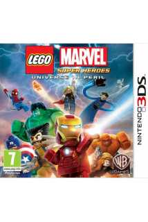LEGO Marvel Super Heroes: Universe in Peril [3DS]