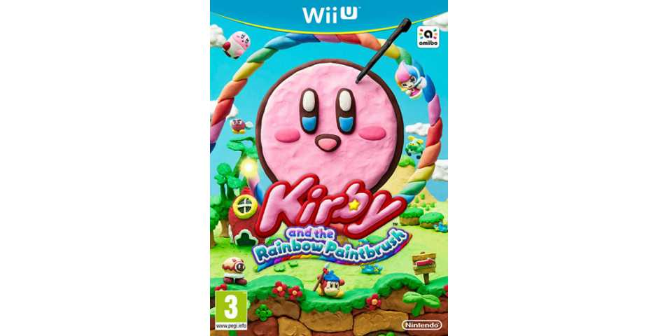 Kirby and the Rainbow Paintbrush [WiiU]