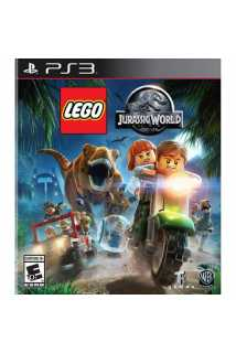 LEGO Jurassic World [PS3]