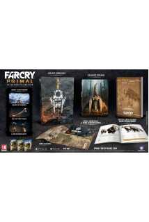 Far Cry Primal Collectors Edition [PS4, русская версия]