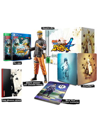 Naruto Shippuden: Ultimate Ninja Storm 4 Collector's Edition [Xbox One]