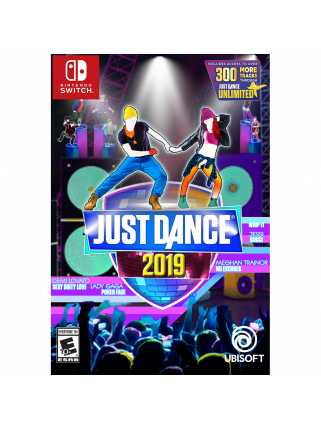 Just Dance 2019 [Switch, русская версия]