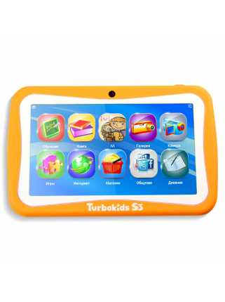 TurboKids S3 [Оранжевый]