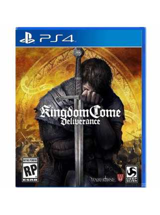 Kingdom Come Deliverance [PS4, Русская версия]