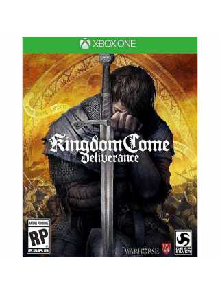 Kingdom Come Deliverance [Xbox One, Русская версия]